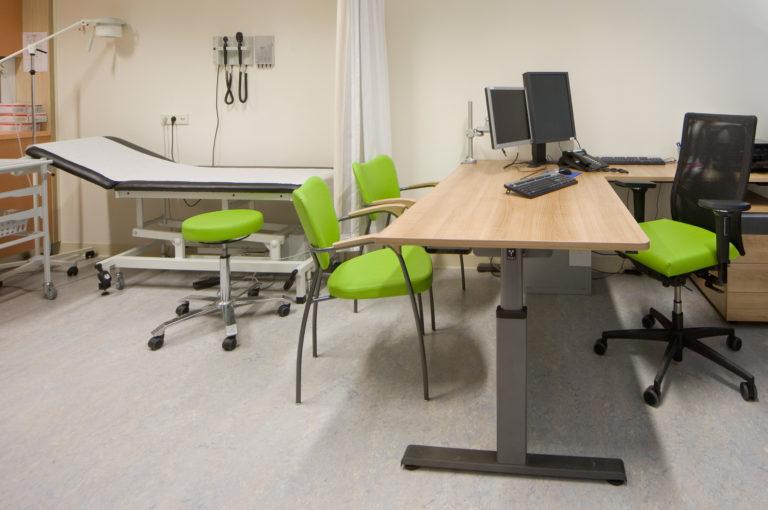 General practice center Lucas Hospital