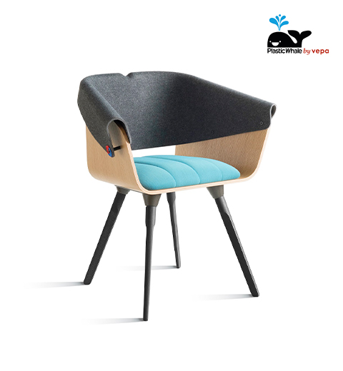 Whale Tail Chair