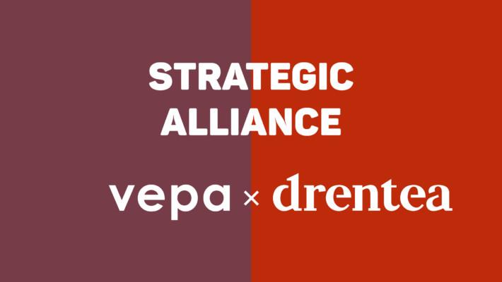 Strategic alliance Vepa and Drentea