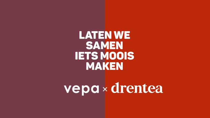 Strategische samenwerking Vepa en Drentea