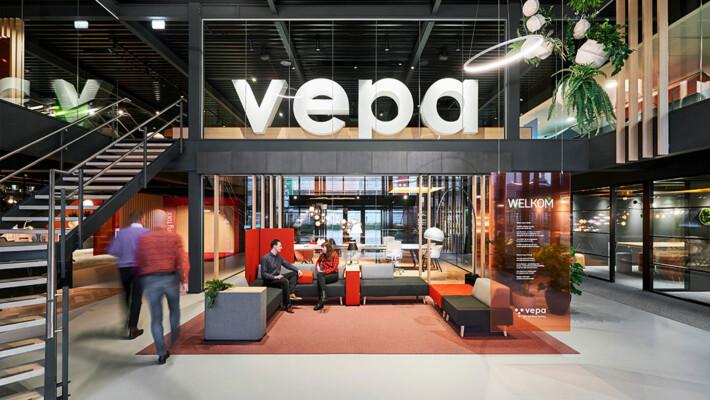 VepaDrentea gaat verder als Vepa